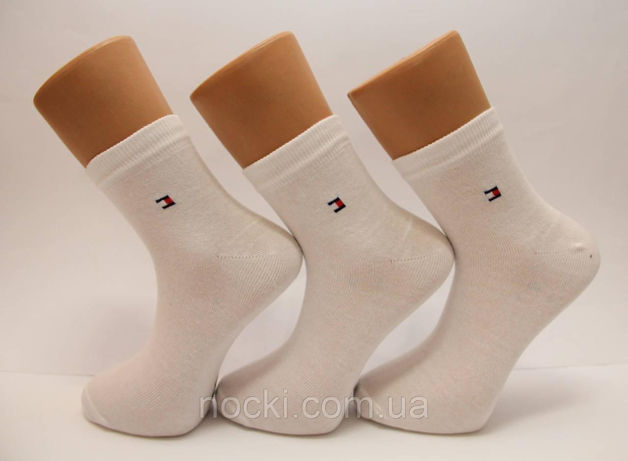 Стрейчевые мужские носки Томми Хилфигер средние