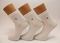 Стрейчевые мужские носки Томми Хилфигер средние, фото 1