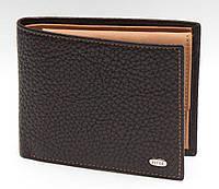 Мужской бумажник PETEK 120 бордовый  (120-46BD-А19)