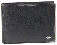 Мужское портмоне Petek 112, Черный, 2, 5+, Горизонтальное, Естественная фактура, Есть, Матовая, Стандартное, фото 1