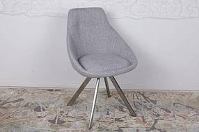 Стул Toledo рогожка светло-серый (Nicolas TM)