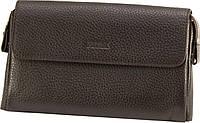Кожаная мужская сумка (клатч) Petek 703, фото 1