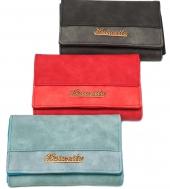 Женские кошельки-портмоне 14*9 (3 цвета)