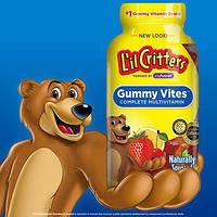 Комплекс мультивитаминов L'il Critters Gummy Vites