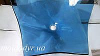 Умывальник оригинальный стеклянный (голубая дымка)