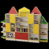Детские игровые зоны и стенки
