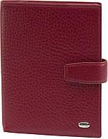 Обложка для паспорта и автодокументов PETEK 595 красный (595-46BD-77)