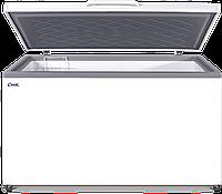 Морозильный ларь с глухой крышкой МЛК-500 Снеж