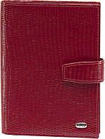 Обложка для паспорта и автодокументов PETEK 595 Красный (595-173-10)