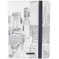 Универсальный чехол Golla Tablet folder Stand 10 Vincent White (G1558)