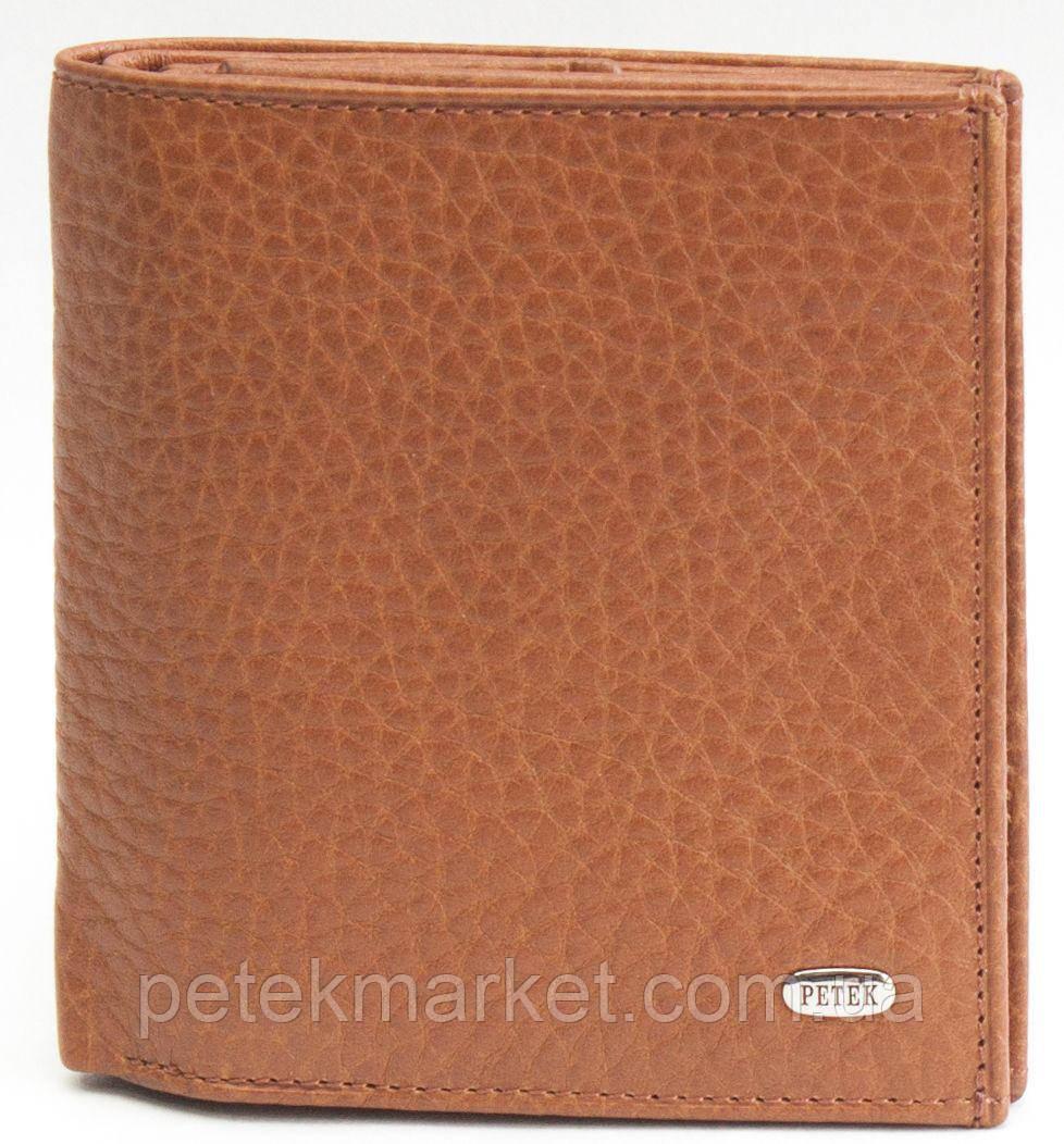 Кожаный мужской бумажник Петек 280
