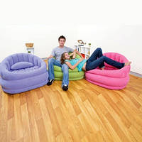 Кресло надувное Intex (102х91х65 см)