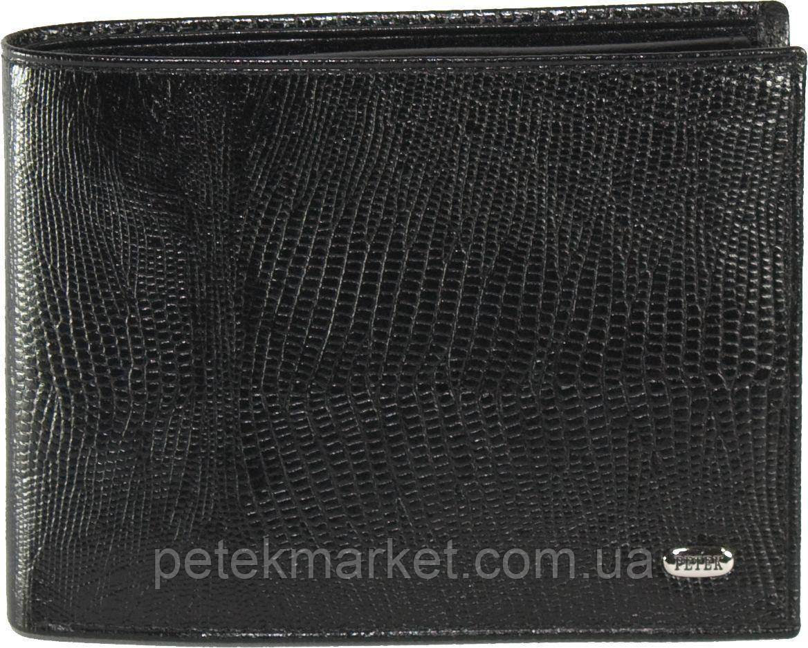 Кожаное мужское портмоне Petek 258