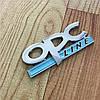 3D эмблема OPC LINE