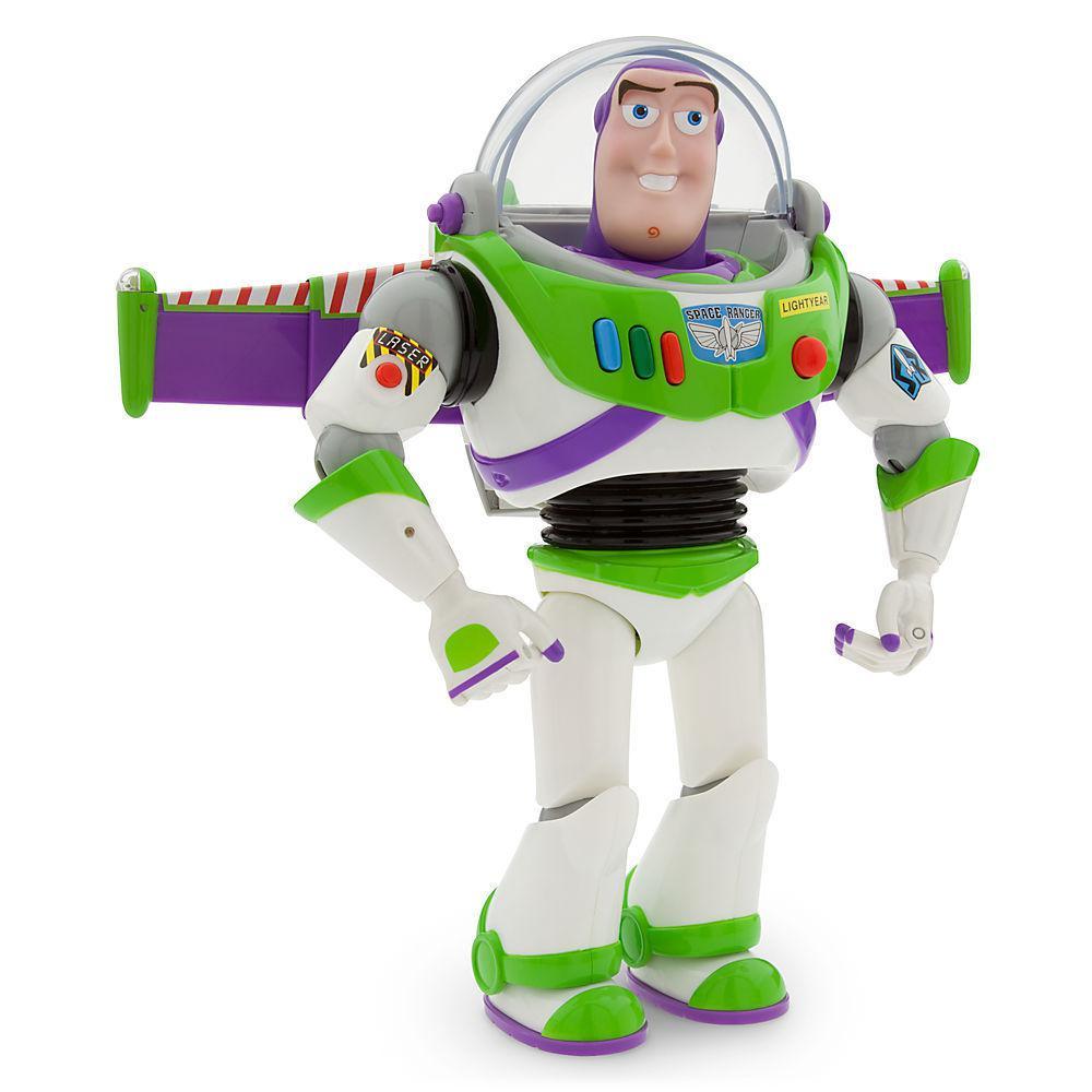 Інтерактивний Базз Лайтер Светик Говорить - Buzz Lightyear Disney