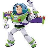 Інтерактивний Базз Лайтер Светик Говорить - Buzz Lightyear Disney, фото 4