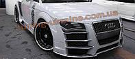 Комплект аэродинамического обвеса в стиле R8 для Audi TT 1998-2007