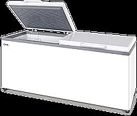 Морозильный ларь с глухой крышкой МЛК-800 Снеж