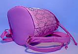 Детский белый рюкзак для девочек Hello Kitty 23*24 см, фото 2