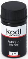 Rubber Top (Каучуковое верхнее покрытие для гель лака) 14 мл.