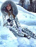 Зимний комбинезон женский ботал РУС5072, фото 1