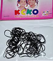 Силиконовые Резинки для волос (12 пакетиков)