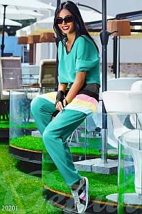 Женский спортивный костюм Resort 20201, костюм для занятий спортом Gepur
