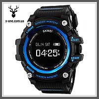 Умные Часы SKMEI Smart Pro1188 с Водонепроницаемостью 30 м. Blue.
