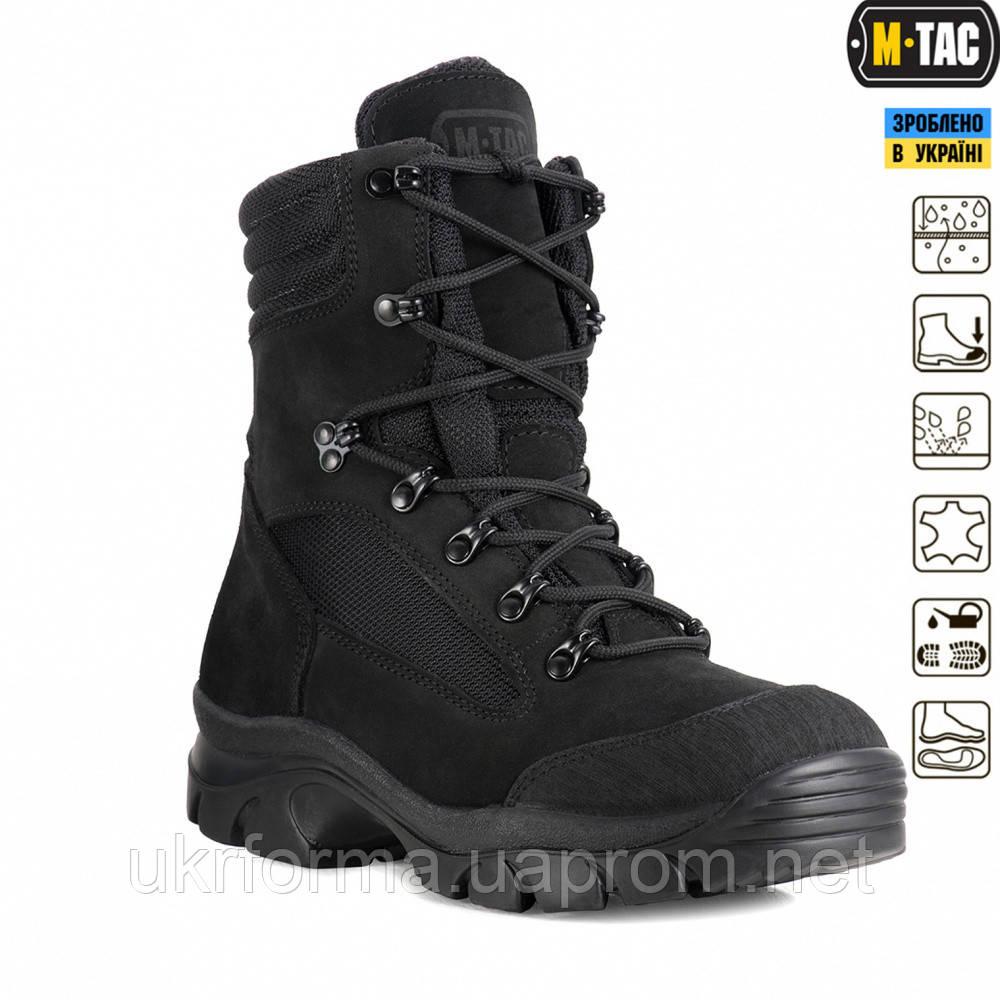 M-TAC черевики польові MK.6 PRO BLACK