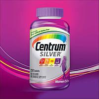 Витамины для женщин 50+ Centrum Silver, 250 таблеток
