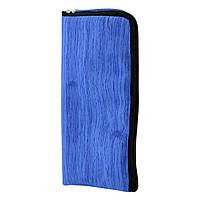 Кисет 5'' Colored wood blue