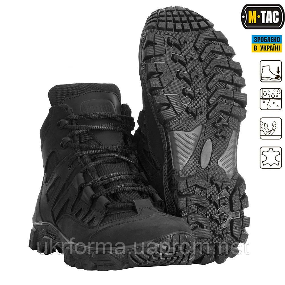 M-TAC черевики польові MK.2 Чорні