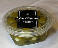 Маслины зеленные фаршированные сыром «Фета» 0,23 л