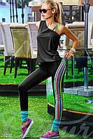 Женский спортивный костюм Resort 20202, костюм для занятий спортом