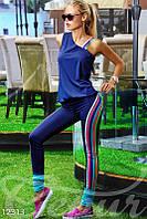 Женский спортивный костюм Resort 12313, костюм для занятий спортом