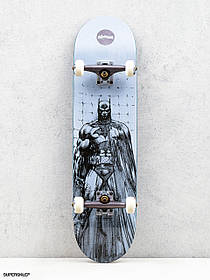 Скейтборд Almost Batman Jim Lee (steel blue/black)