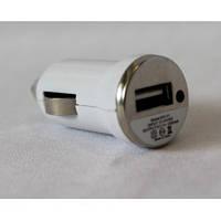Адаптер автомобильный, зарядное устройство CAR CHIP CHARGER, 1 USB