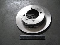 Диск тормозной MITSUBISHI/VOLVO CARISMA/S40/V40 задн. (пр-во ABS) 16591