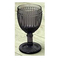 """Бокал для вина фиолетовый 300 мл """"Альянс"""" ( набор бокалов )"""