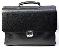 Кожаный портфель Petek 3832, фото 1