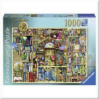 Пазл Ravensburger Причудливый книжный магазин №2, 1000 элементов