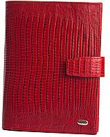 Обложка для паспорта и автодокументов PETEK 595 Красный (595-041-10)