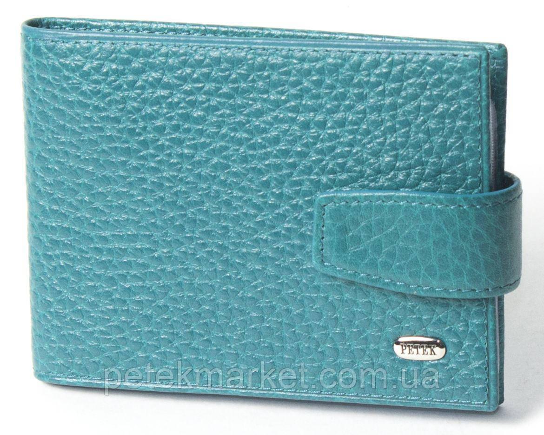 Кожаная кредитница (портмоне для визитных и пластиковых карточек) Petek 1014