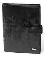 Обложка для паспорта и автодокументов PETEK 595 Черный (595-041-01)