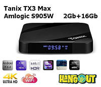 Tanix TX3 Max TV Box Amlogic S905W, 2Gb+16Gb