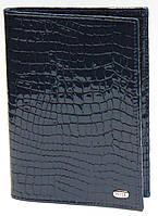 Обложка для паспорта PETEK 581 Синий (581-091-08), фото 1