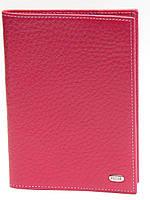 Обложка для паспорта PETEK 581 фуксия  (581-46B-44), фото 1
