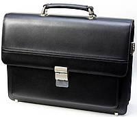Кожаный портфель Petek 854, фото 1