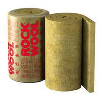 Базальтовая вата Rockwool Multiroock Roll 100мм (1000х4500х2) уп.9м2