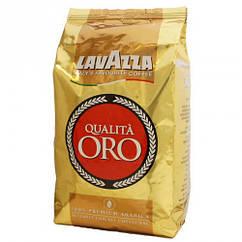 Кофе в зернах Lavazza Qualita Oro  1кг OriginaL Бесплатная доставка Justin